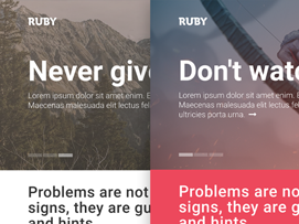 Ruby Color Schemes Feature